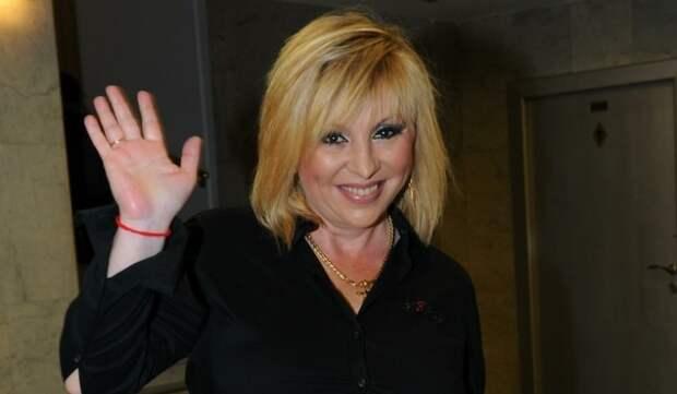 Певица Валентина Легкоступова с отеком мозга впала в кому
