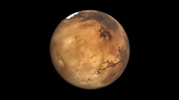 Китайский марсианский зонд «Тяньвэнь-1» пережил солнечное противостояние
