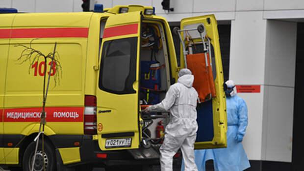 Резкий скачок заражённых COVID в России всего за сутки: Больных уже больше 12 тысяч в день