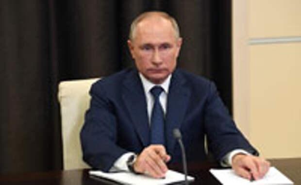 Владимир Путин: Искусственный интеллект – это не хайп!