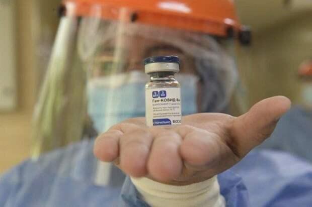В Армении расширен круг лиц, которые могут привиться вакциной «Спутник V»