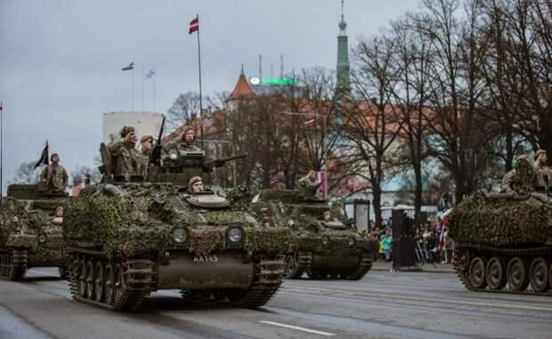 Из-за коронавируса вЛатвии отменили военные парады 11-го и18ноября