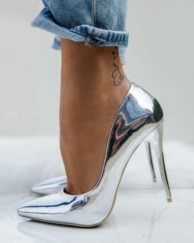 О каблуках: какие актуальны в 2021. Выбираем идеальную пару