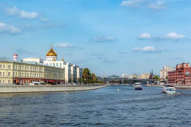 Тишковец предупредил москвичей о длительных грозах