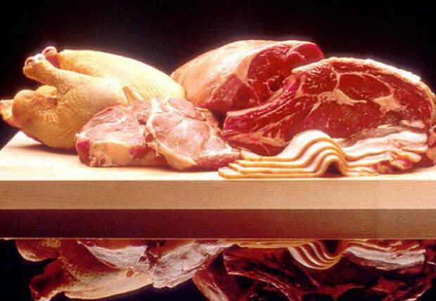 Сколько можно хранить замороженное мясо