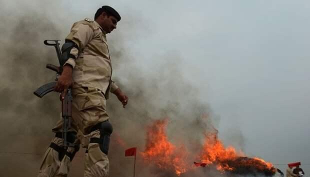 На консульство Китая в Карачи совершено нападение