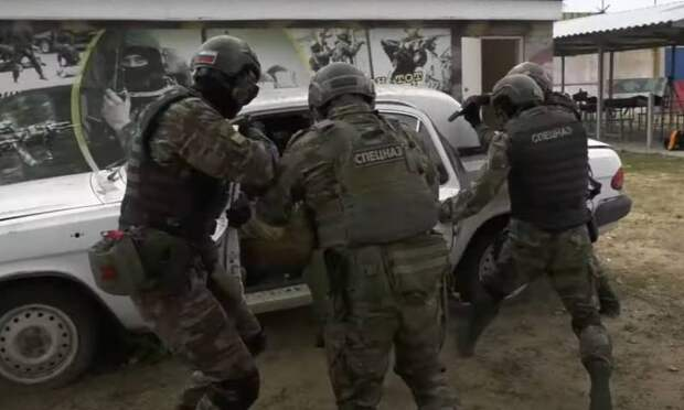 «Это спецназ. Здесь только офицеры»: об отряде специального назначения «Сокол»