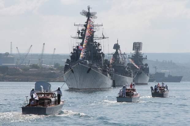 Троекратное Черноморское - Ура! Ура! Урааа-а!