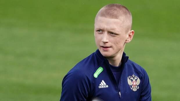Мухин после перехода в ЦСКА: «До последнего думал, что смогу остаться в «Локомотиве»
