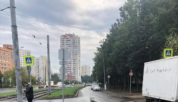 Павильон на остановке «Улица Героев Панфиловцев» появится в январе