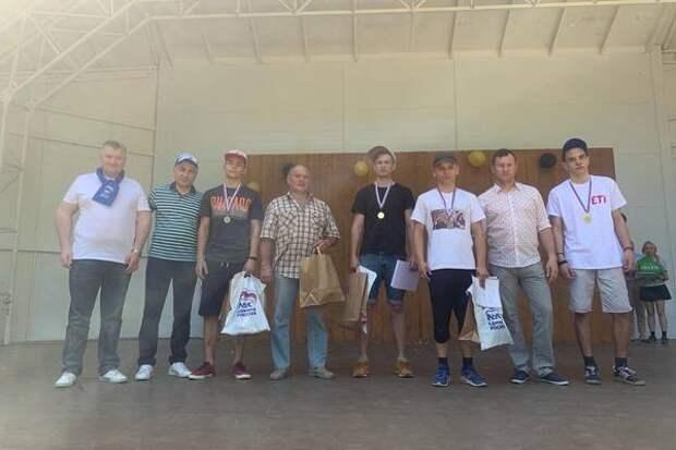 В Ленинском районе Уфы прошел семейный фестиваль