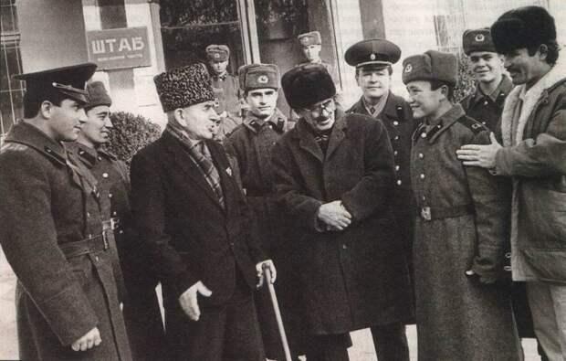 Как начиналась независимость Чечни