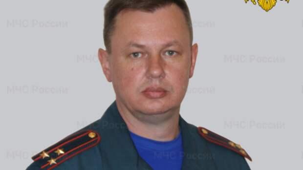 МЧС Прикамья возглавил полковник Александр Урусов