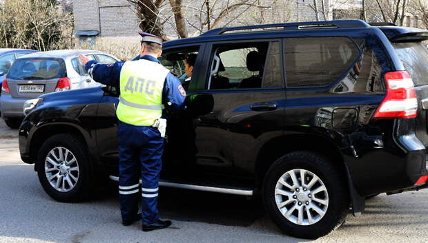 В Подольске сотрудники ГИБДД проверят водителей на трезвость