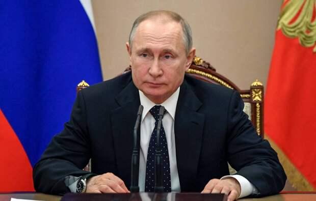 Путин приравнял «героев» Прибалтики к нацистам