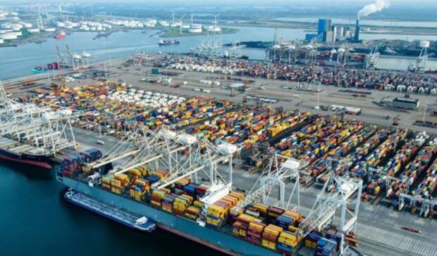 Порт Роттердама станет углеродной ловушкой