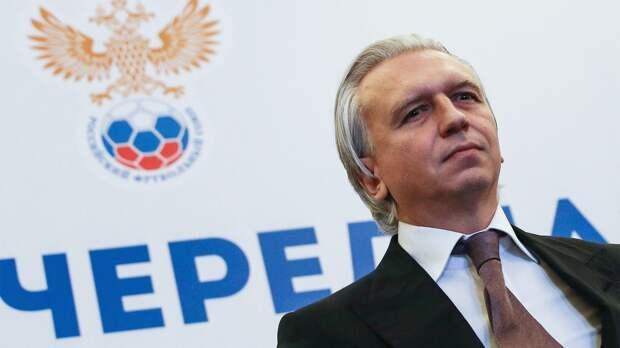 Дюков: «Высказывания Федуна про «Зенит» иВилкова— награни, ноянебуду обращаться вкомитет поэтике»