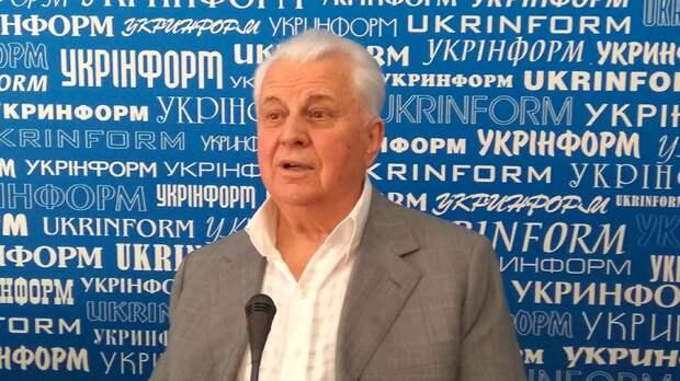Кравчук пообещал взять в руки оружие для «защиты» Украины от России