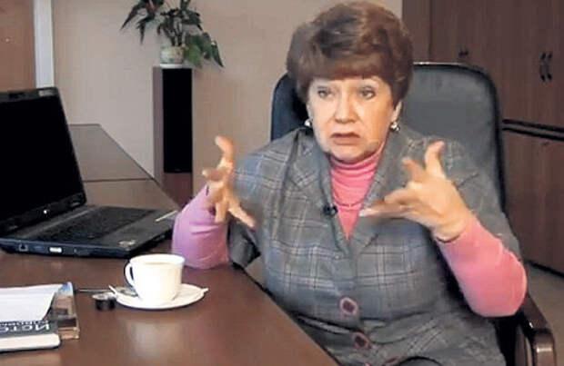 Людмила ПИХОЯ была спичрайтером президента. Потом возглавила Управление по информационной политике Федеральной службы налоговой полиции, а позже стала вице-президентом «ИМПЭКСБАНКа». Кадр: Youtube.com