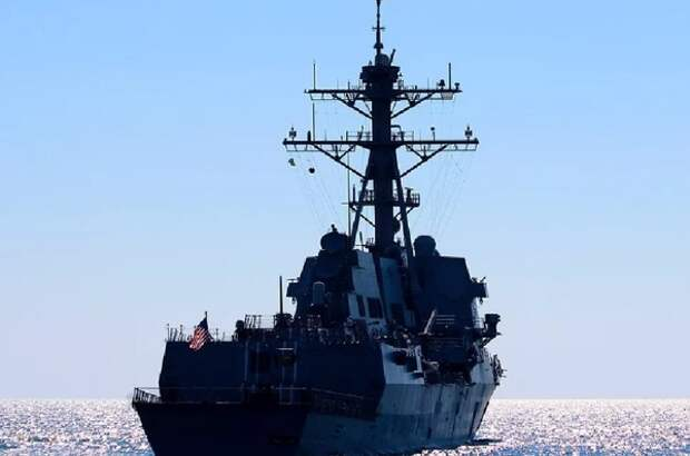 В Черное море вошел эсминец ВМС США