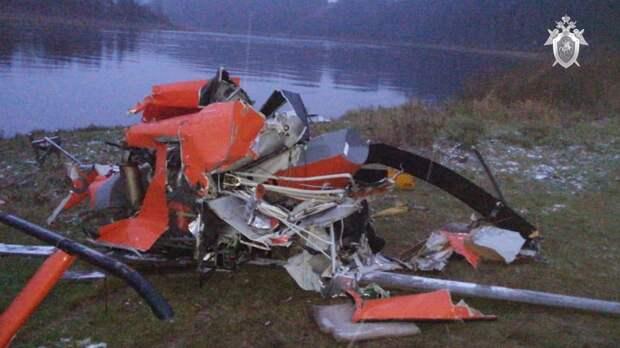 Чемпион мира по вертолетному спорту погиб при крушении Robinson под Архангельском
