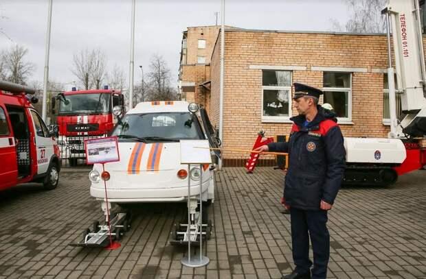 Спасатели помогли почти 2000 человек в 2019 году