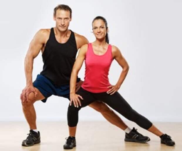 Упражнения табата