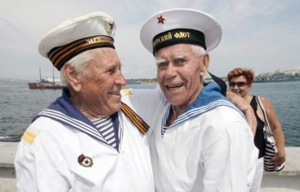 Ветераны Черноморского флота о кораблях НАТО в Одессе: Не ходите никогда на Россию!