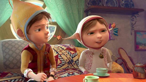 Какие мультфильмы любят смотреть дети 21 века