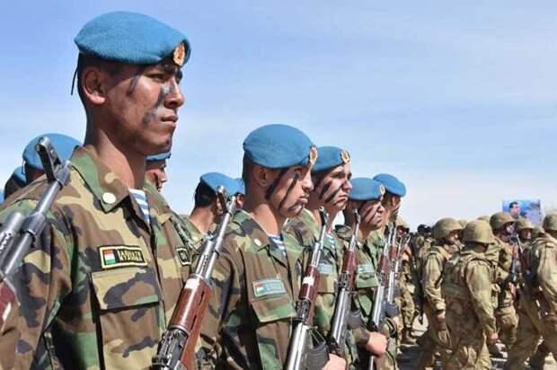 Global Firepower опубликовал данные о военной мощи Таджикистана