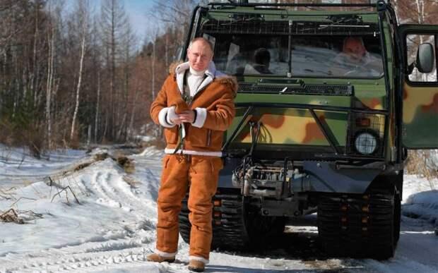 Гозмана «задушила жаба» от зависти к Путину