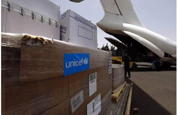 США передали Украине лекарства от коронавируса