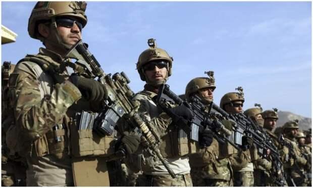 НАТО намерено разместить вКатаре базу афганского спецназа