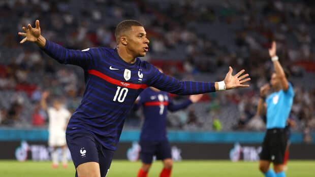 Франция победила Германию, новый рекорд Роналду, Олич покинул ЦСКА