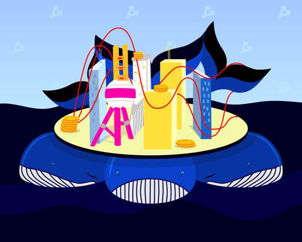 Мнение: снижение числа китов сулит  биткоину падение ниже $50 000