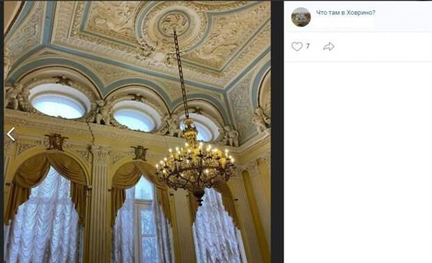 Фото дня: мужчина проник внутрь «Грачевки» и сделал редкие снимки