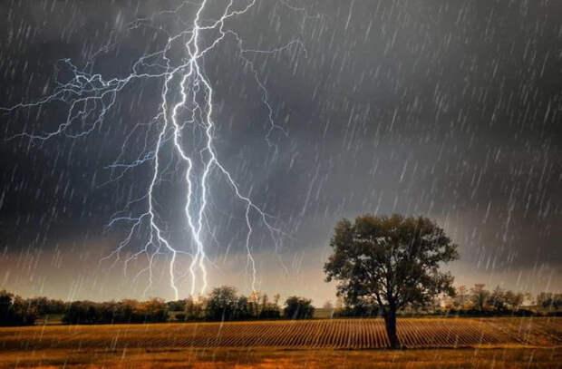Прогноз погоды на 18 мая: грозовые дожди по всей стране