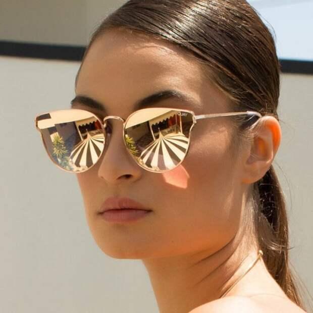 Очки солнцезащитные 2021: новинки сезона, главные тренды