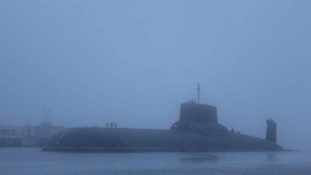 """NI: российская субмарина класса """"Акула"""" продолжает держать в страхе американские ВМС"""