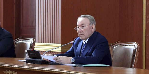 Назарбаев призвал мир усилить сотрудничество для эффективной борьбы с пандемией