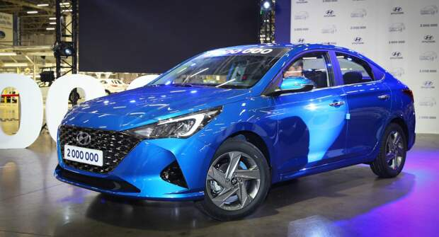 Замечания к новому Hyundai Solaris на 22 000 км