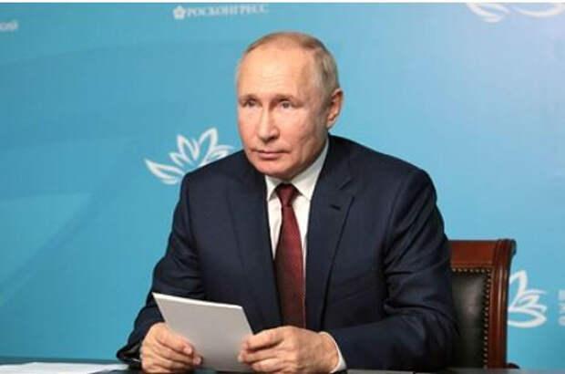 Немцы оценили слова Путина о навязывании демократии