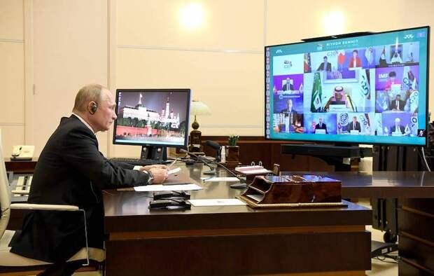 Путин: РФ предоставит вакцину от коронавируса нуждающимся странам
