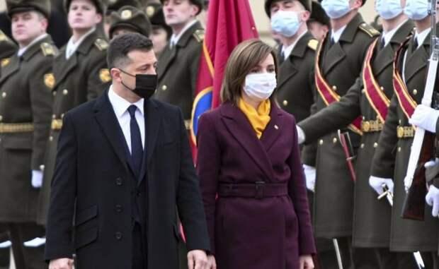 Переговоры Санду сЗЕ: взгляд изМолдавии