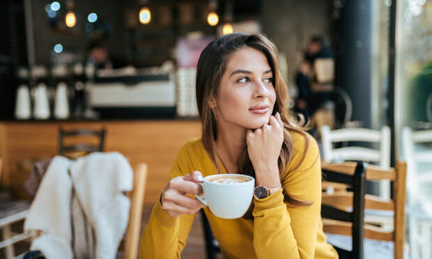 Стало известно, когда лучше всего пить кофе. И это не завтрак