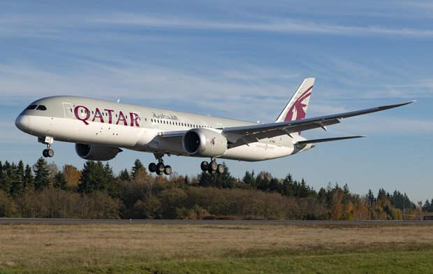 Qatar Airways вернула самолеты производителю через 22 часа после доставки
