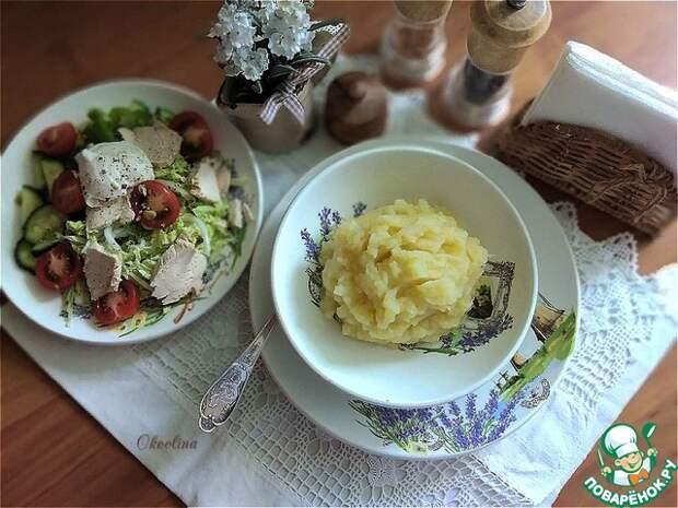 Необыкновенное картофельное пюре