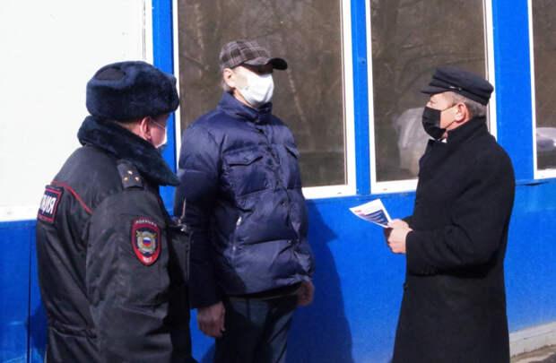 Фото: пресс-служба УВД по ЮВАО