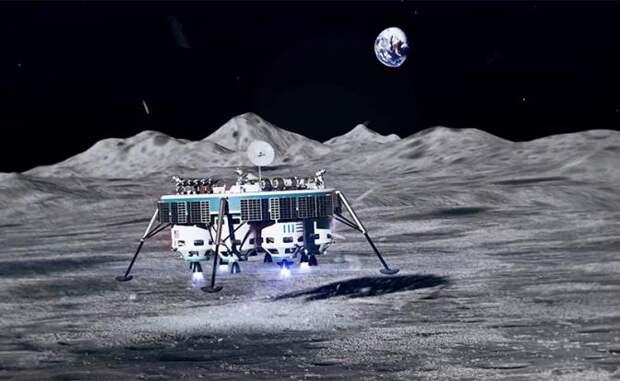 Космическая гонка: США уже решили, кто будет хозяином Луны