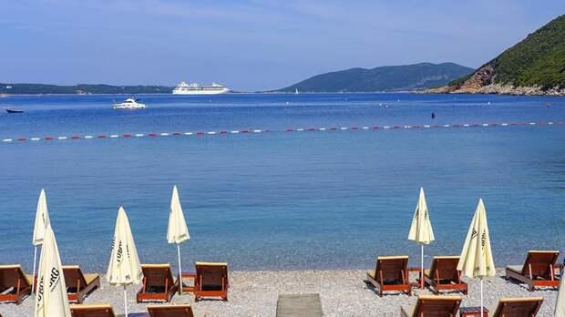 В Черногории назвали даты открытия въезда для иностранных туристов